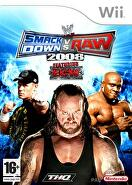 WWE SmackDown vs. Raw 2008 packshot