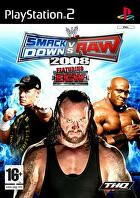Packshot for WWE SmackDown vs. Raw 2008 on PlayStation 2