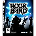 Packshot for Rock Band on PlayStation 3