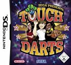 Packshot for SEGA presents Touch Darts on DS