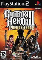 Packshot for Guitar Hero III: Legends of Rock on PlayStation 2