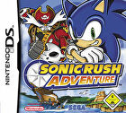 Packshot for Sonic Rush Adventure on DS