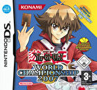 Packshot for Yu-Gi-Oh! World Championship 2007 on DS