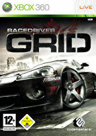 Packshot for Race Driver: GRID on Xbox 360