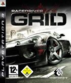 Packshot for Race Driver: GRID on PlayStation 3