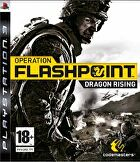 Packshot for Operation Flashpoint: Dragon Rising on PlayStation 3