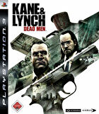 Packshot for Kane & Lynch: Dead Men on PlayStation 3