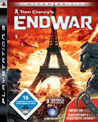 Packshot for Tom Clancy's EndWar on PlayStation 3