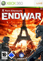 Packshot for Tom Clancy's EndWar on Xbox 360