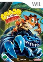 Packshot for CRASH of the Titans on Wii