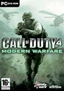 Call of Duty 4: Modern Warfare packshot