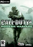 Packshot for Call of Duty 4: Modern Warfare on PC