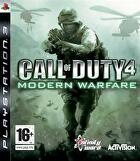Packshot for Call of Duty 4: Modern Warfare on PlayStation 3