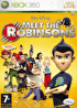 Packshot for Meet the Robinsons on Xbox 360