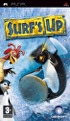 Packshot for Surf's Up on PSP