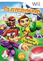 Packshot for EA Playground on Wii