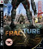 Packshot for Fracture on PlayStation 3