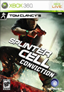 Splinter Cell: Conviction packshot