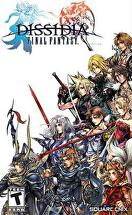 Dissidia: Final Fantasy packshot