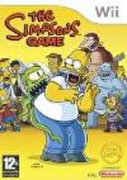 Packshot for The Simpsons Game on Wii