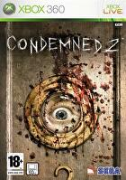 Packshot for Condemned 2: Bloodshot on Xbox 360