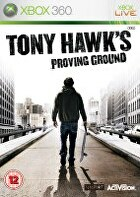 Packshot for Tony Hawk's Proving Ground on Xbox 360