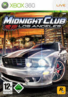 Packshot for Midnight Club: Los Angeles on Xbox 360