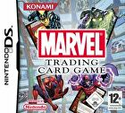 Packshot for Marvel Trading Card Game on DS