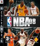 NBA 2K8 packshot