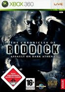 The Chronicles of Riddick: Assault on Dark Athena packshot
