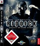 Packshot for The Chronicles of Riddick: Assault on Dark Athena on PlayStation 3