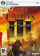 Age of Empires III: The Asian Dynasties packshot