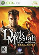 Dark Messiah of Might & Magic Elements packshot