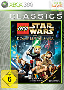 LEGO Star Wars: The Complete Saga packshot