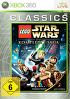 Packshot for LEGO Star Wars: The Complete Saga on Xbox 360, PlayStation 3