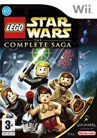 Packshot for LEGO Star Wars: The Complete Saga on Wii