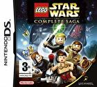 Packshot for LEGO Star Wars: The Complete Saga on DS