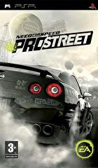 Packshot for Need for Speed ProStreet on PSP