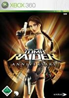 Packshot for Tomb Raider: Anniversary on Xbox 360