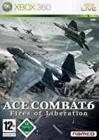 Packshot for Ace Combat 6: Fires of Liberation on Xbox 360