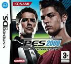 Packshot for Pro Evolution Soccer 2008 on DS