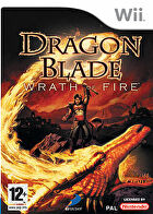 Packshot for Dragon Blade: Wrath of Fire on Wii
