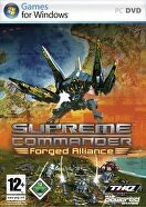 Supreme Commander: Forged Alliance packshot