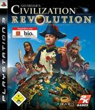 Packshot for Sid Meier's Civilization Revolution on PlayStation 3