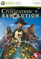 Packshot for Sid Meier's Civilization Revolution on Xbox 360