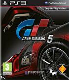 Packshot for Gran Turismo 5 on PlayStation 3