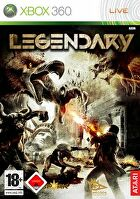 Packshot for Legendary on Xbox 360