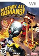 Destroy All Humans! Big Willy Unleashed packshot