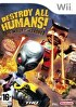 Packshot for Destroy All Humans! Big Willy Unleashed on Wii