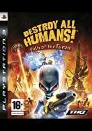 Destroy All Humans! Path of Furon packshot